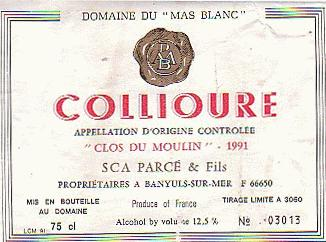Clos du Moulin